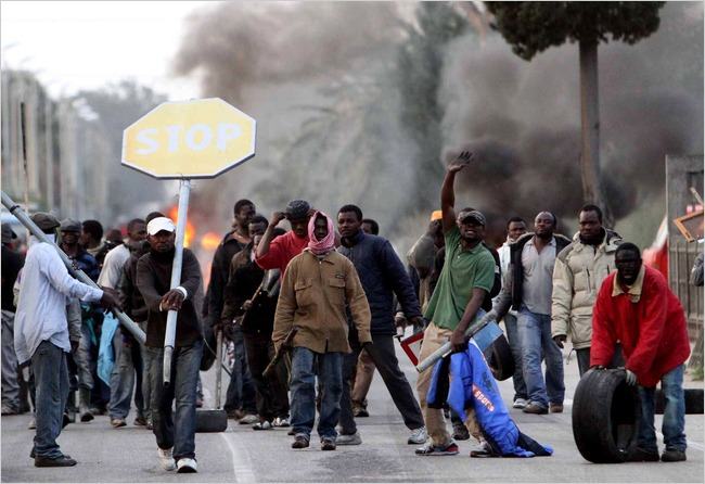 Image result for black people rioting