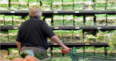 The Paralyzing Problem of Too Many Choices   The New York Times The salad options at a Woolworths supermarket in Sydney  Australia  Too  many choices can trouble consumers  Credit Jack Atley Bloomberg News