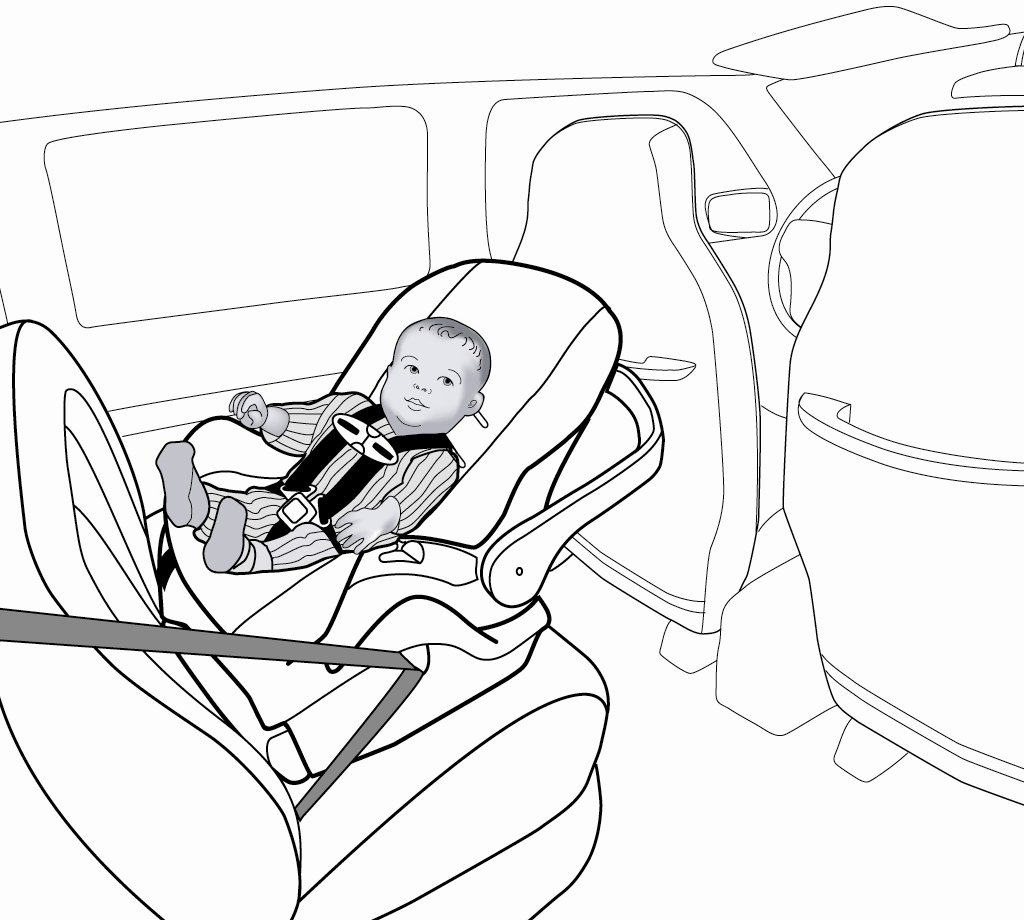 Rear Facing Car Seats Advised At Least To Age Of 2