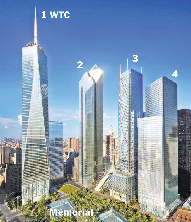 A World Trade Center Progress Report The New York Times