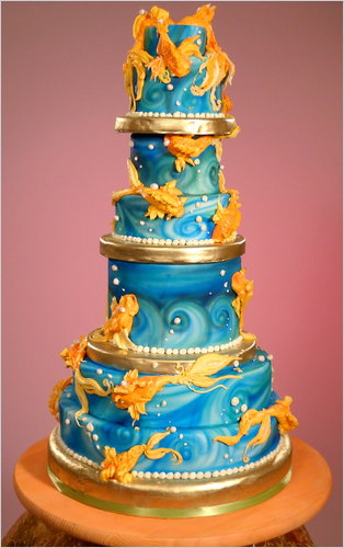 'Staten Island Cakes' and 'Kings of Pastry' - The New York ...