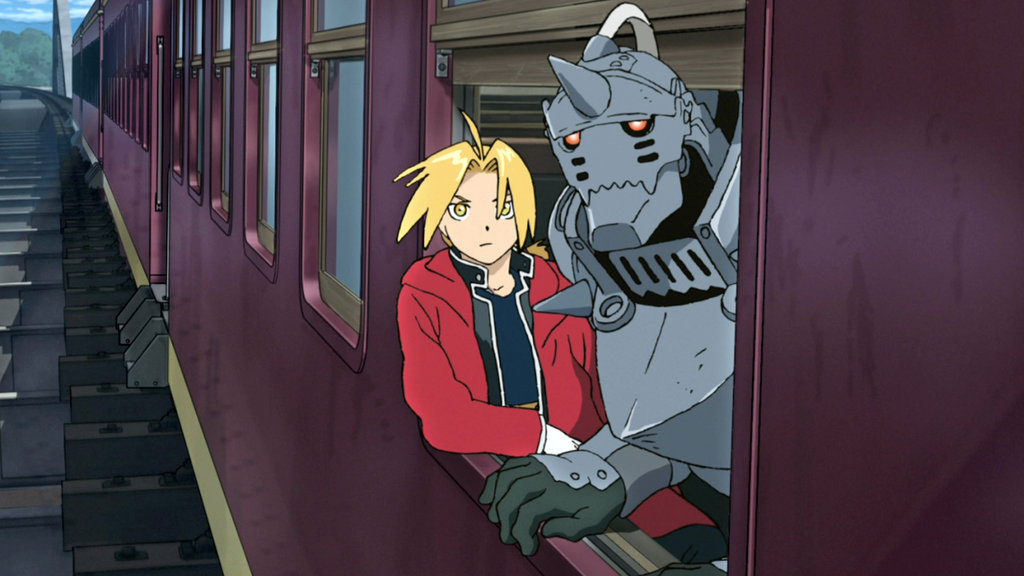 Fullmetal Alchemist The Sacred Star Of Milos Review