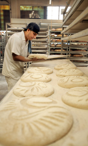Bread Touched By Human Hands The New York Times