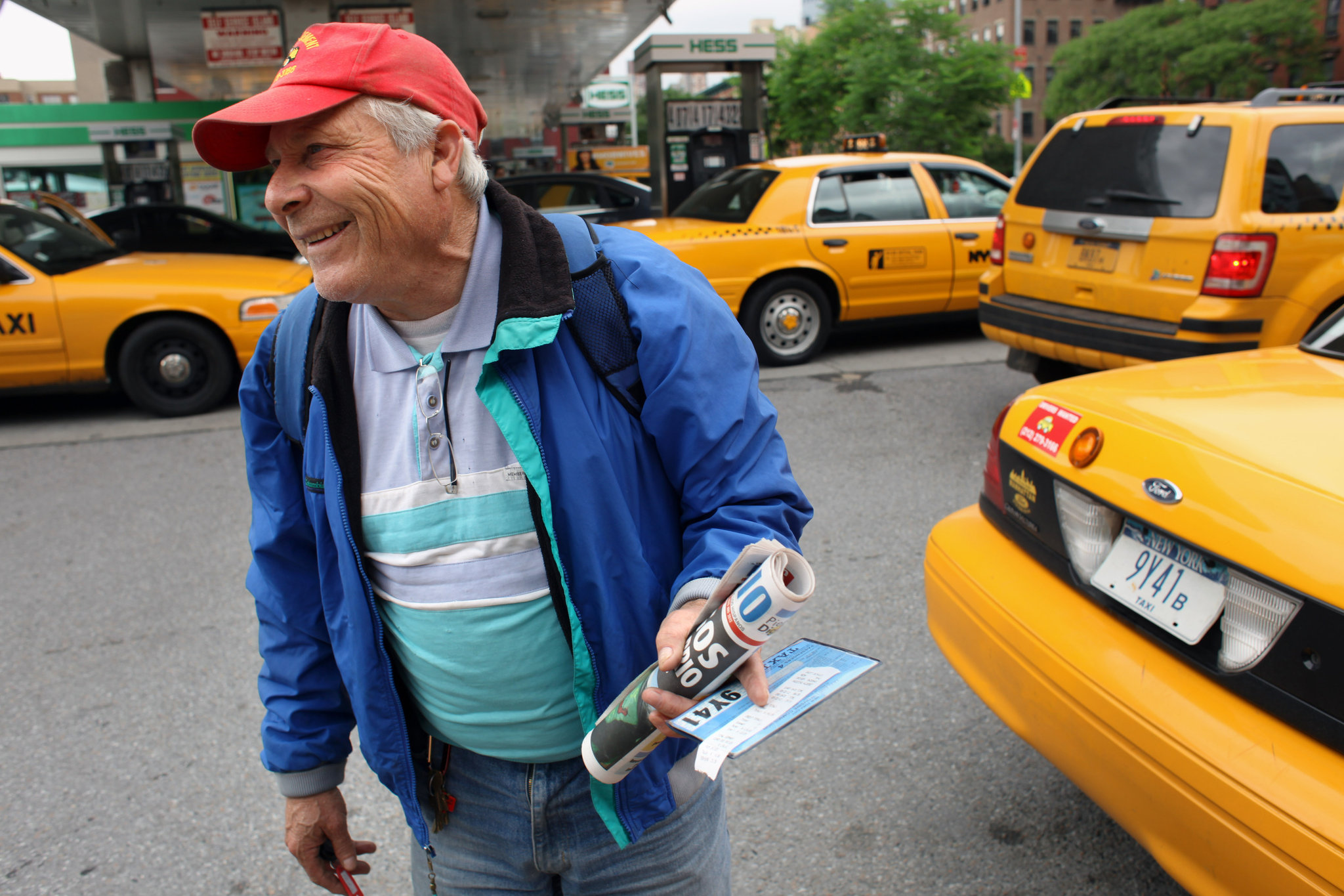New York Taxi Drivers Unsure They Will See Benefits Of A