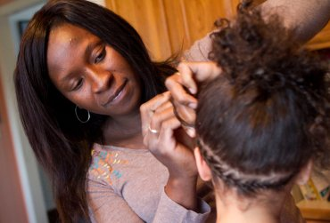 Image result for hair braiding
