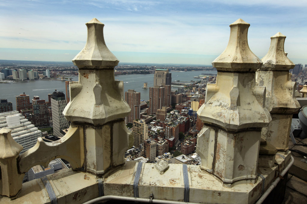 Top Floors Of Woolworth Building To Be Remade As Luxury