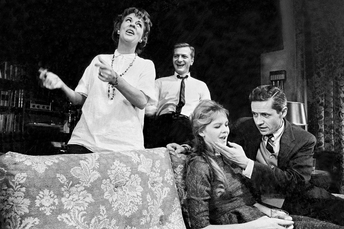 Whos Afraid Of Virginia Woolf Returns For An