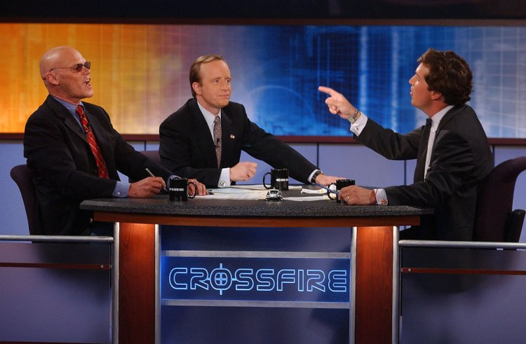 Tucker Carlson Angles for Daily Caller Clicks, Not Fights ...