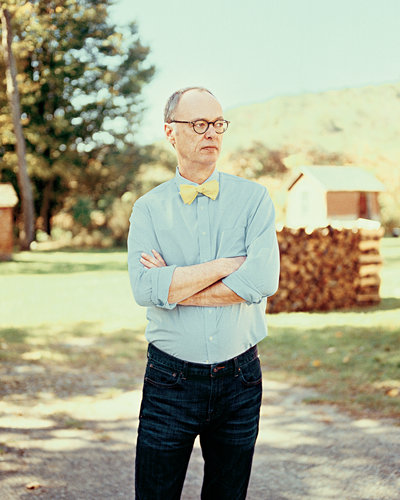 Cook s Illustrated s Christopher Kimball Believes Cooking Is     Christopher Kimball outside the Vermont house where the show    Cook s  Country    is produced  Credit Ryan Pfluger for The New York Times