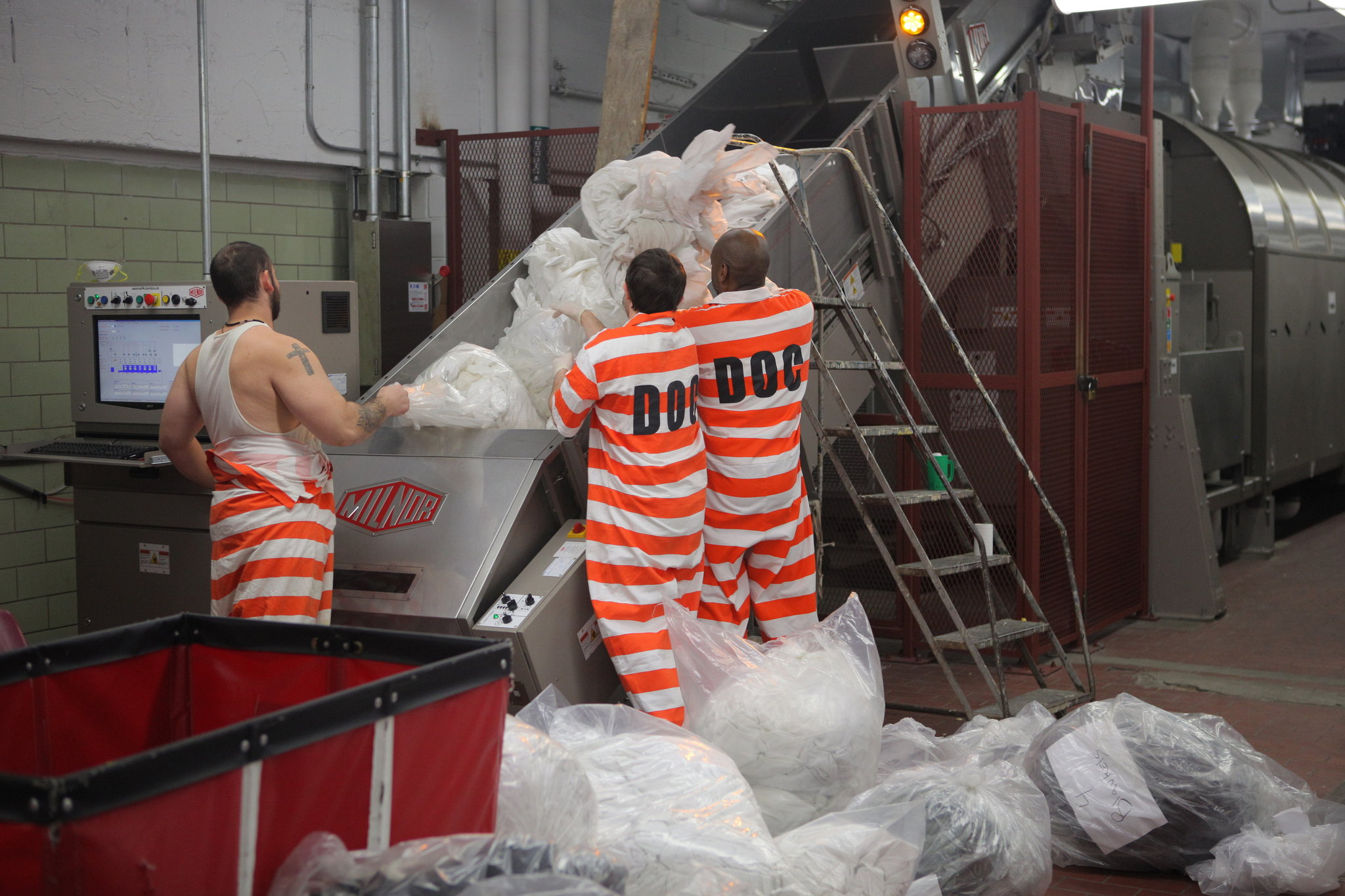 Clothes And Other Storm Aid From Rikers Jail The New