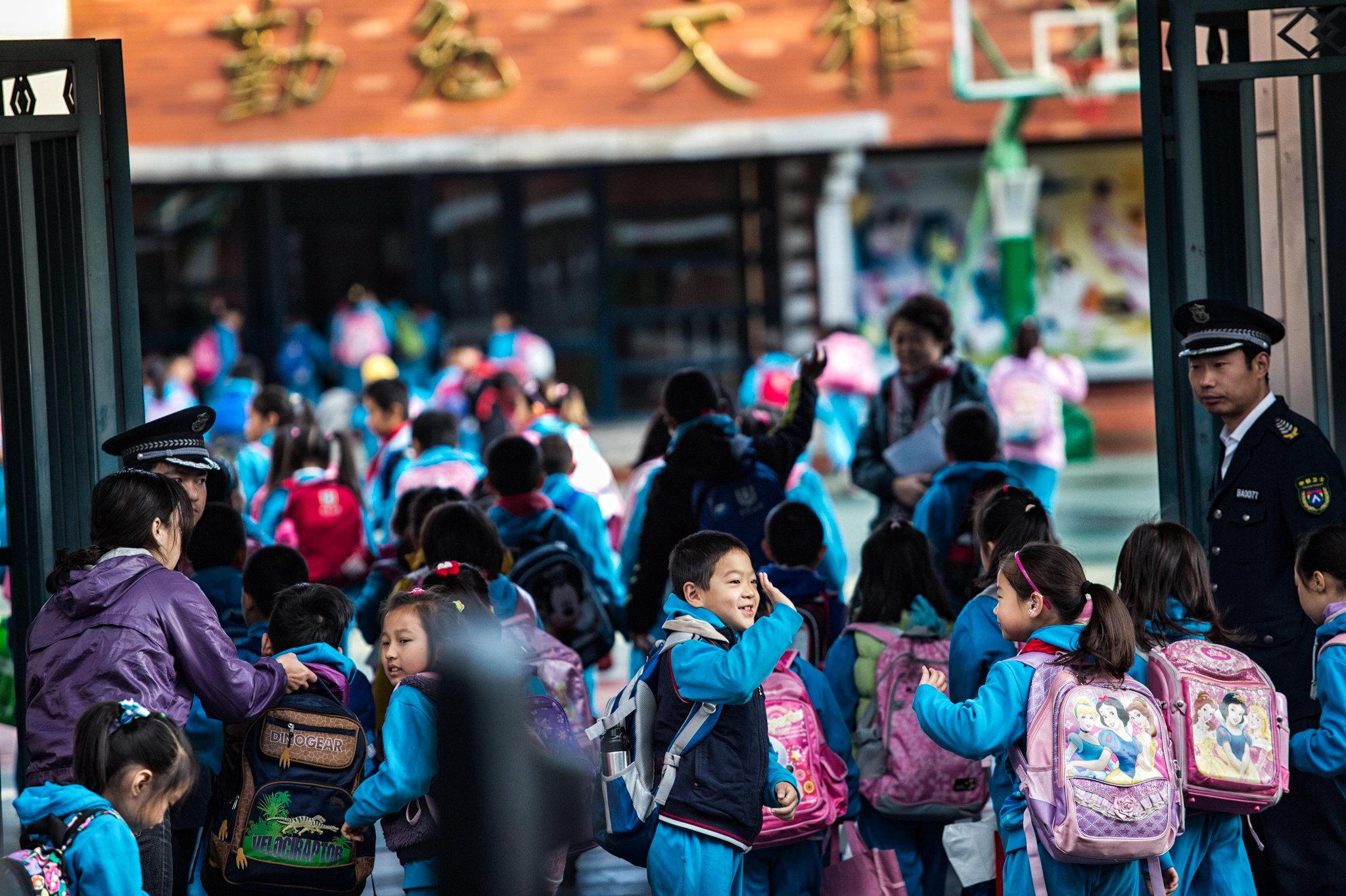 In China Schools A Culture Of Bribery Spreads