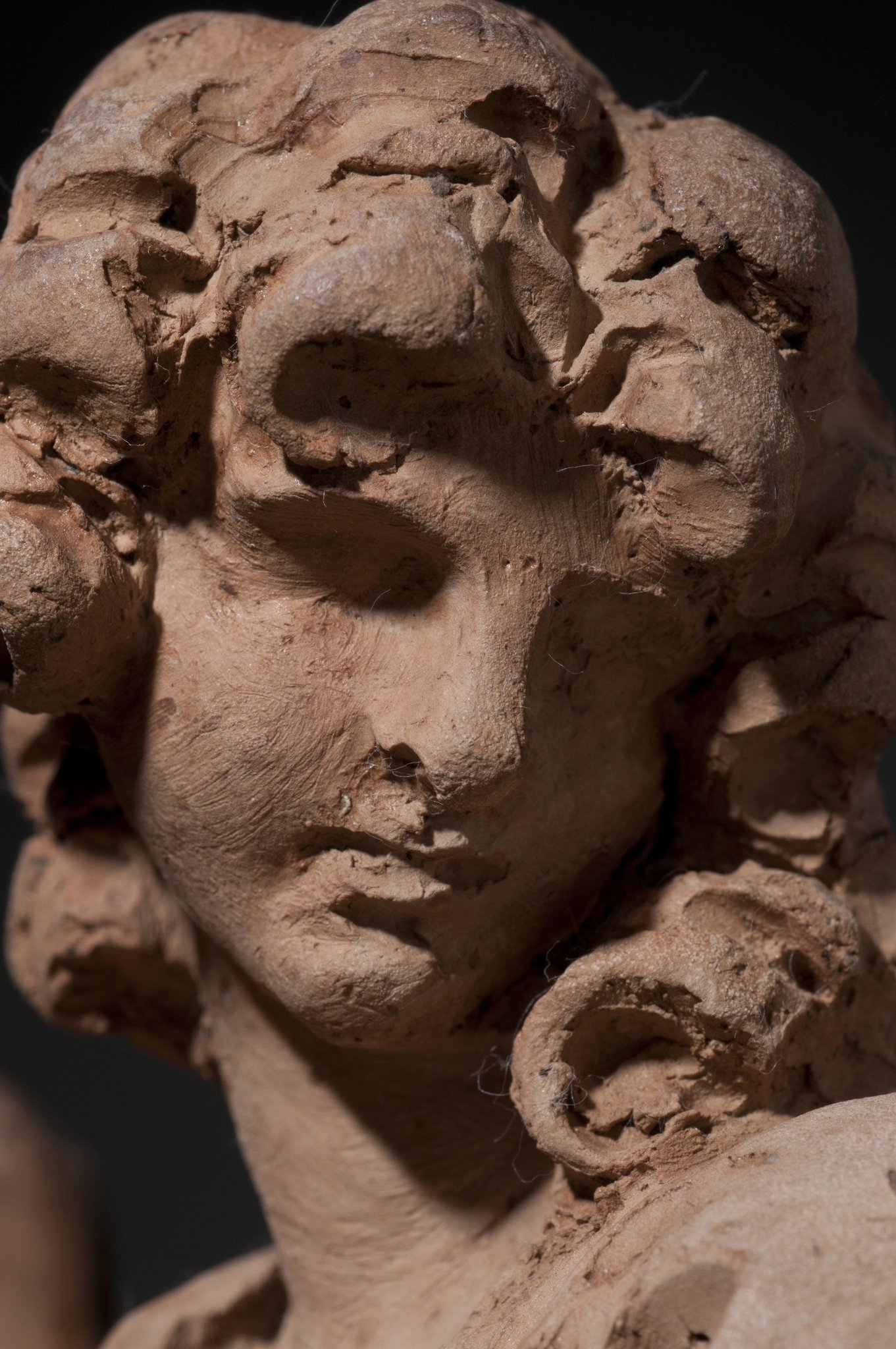 Under The Skin Of Bernini S Angels The New York Times