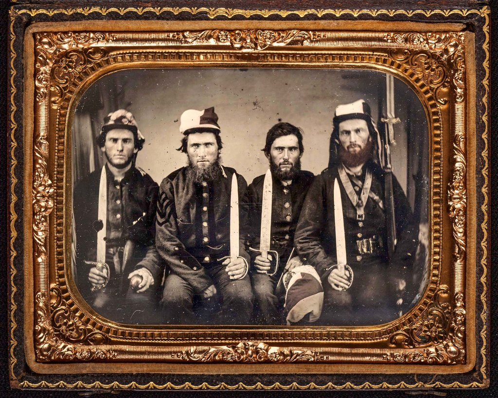 Photography And The American Civil War At The Met