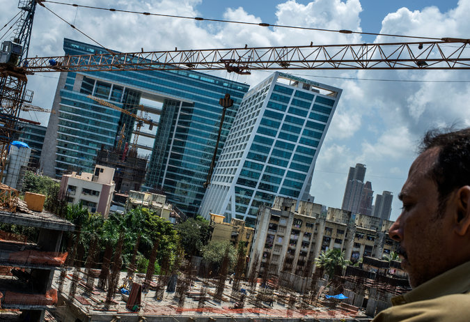 nytimes india construction western buildings architecture mumbai cities