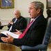 President George W. Bush and Vice President Dick Cheney in Washington in 2007.