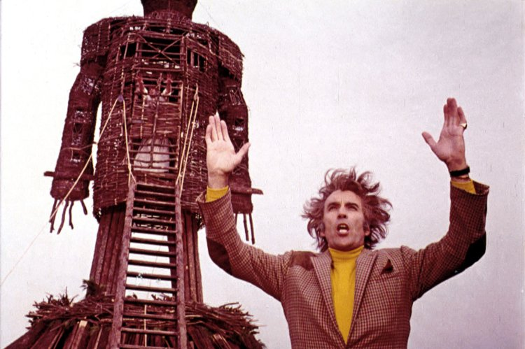 The Wicker Man,' This Time on Blu-ray - The New York Times