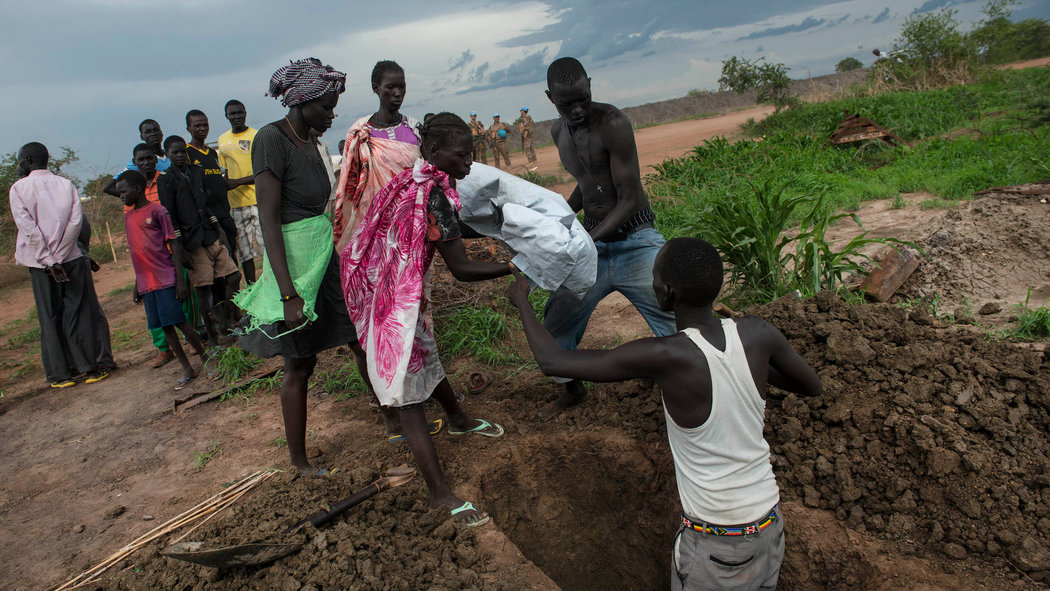 UN Report Documents Atrocities By Both Sides In South