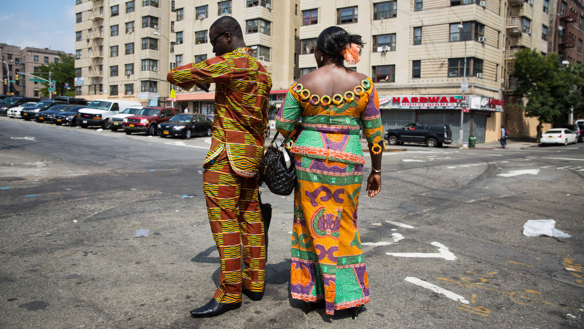 Influx Of African Immigrants Shifting National And New
