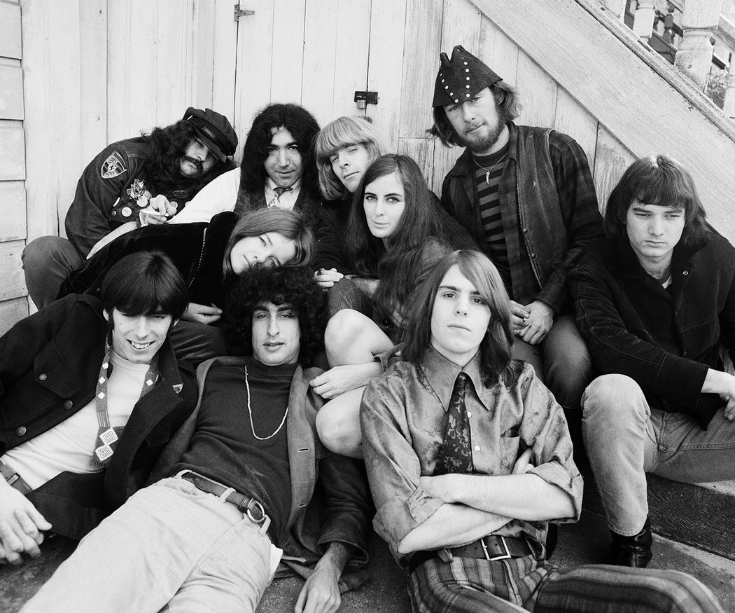Rock Scully Grateful Dead S Manager Who Put The Band On Recordss At 73