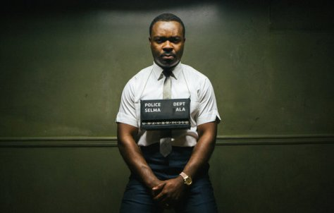 David Oyelowo als Dr. Martin Luther King in Selma