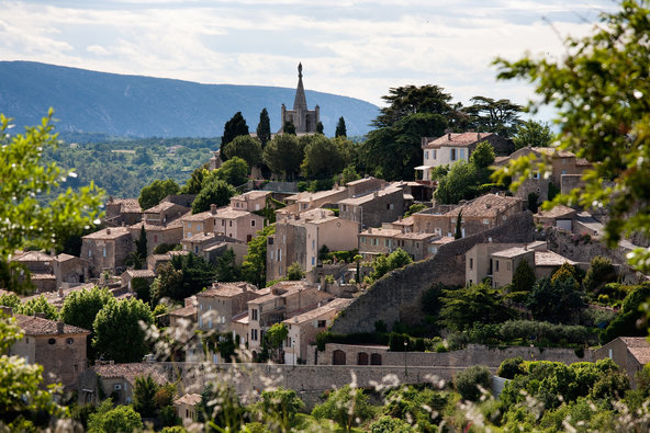 A French Film Ingenue Shares Her Provencal Pleasures