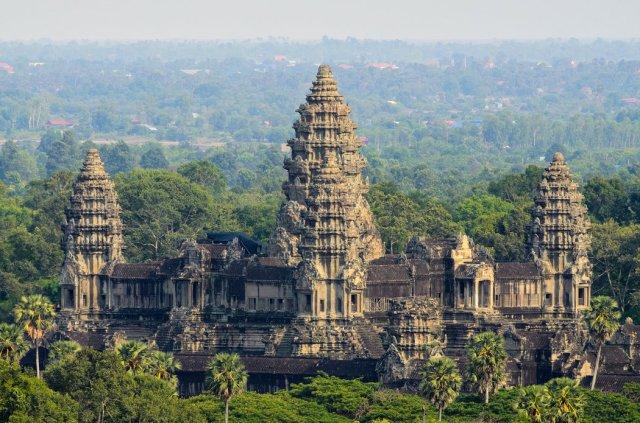 跟随吴哥窟的发现者游柬埔寨- 纽约时报中文网