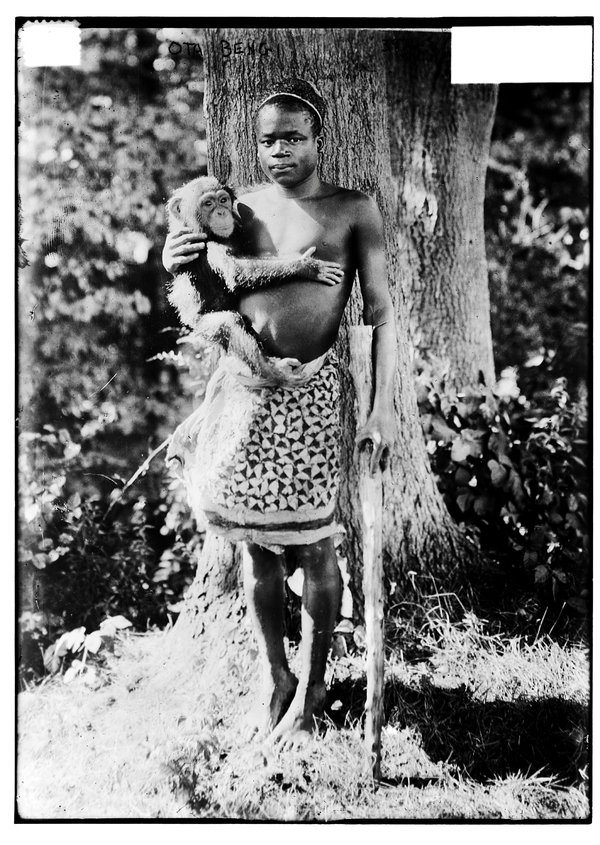 A Fresh Lens On The Notorious Episode Of Ota Benga The New York Times