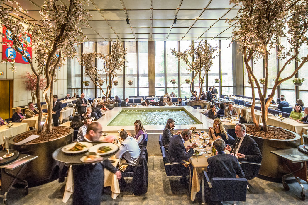 The Four Seasons Space Gets A New, Younger Face