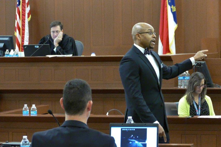 Shooting Unarmed Black Man Was Self Defense Officers Lawyer Tells Charlotte Jury The New