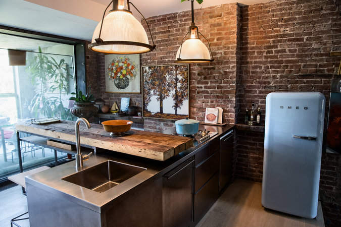 Recycled Kitchens Salvaged Splendor The New York Times