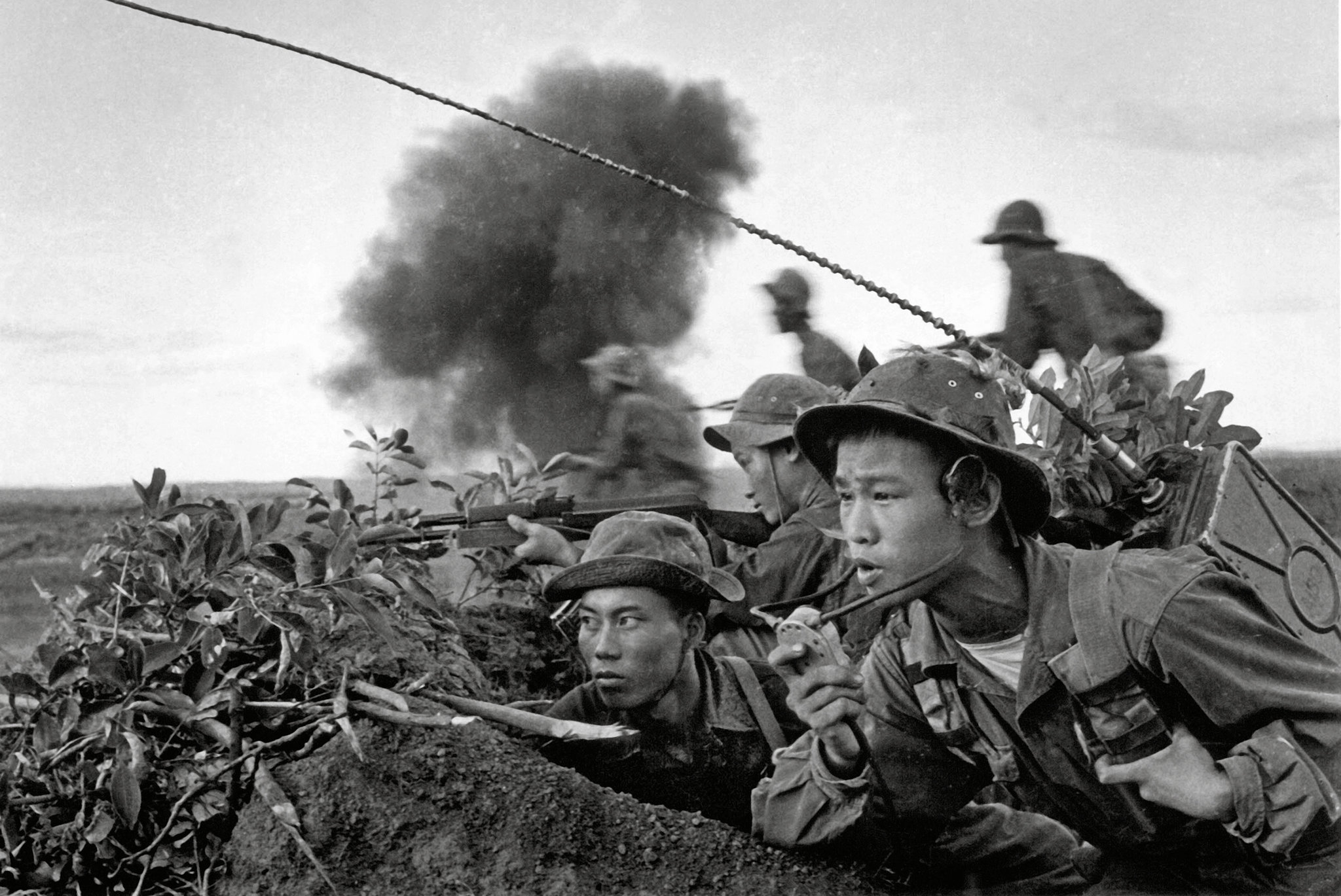 Questions Raised About Vietnam War Photos