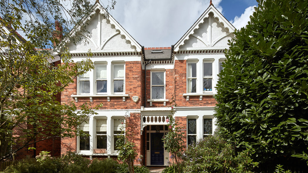 A Victorian Townhouse In Southwest London