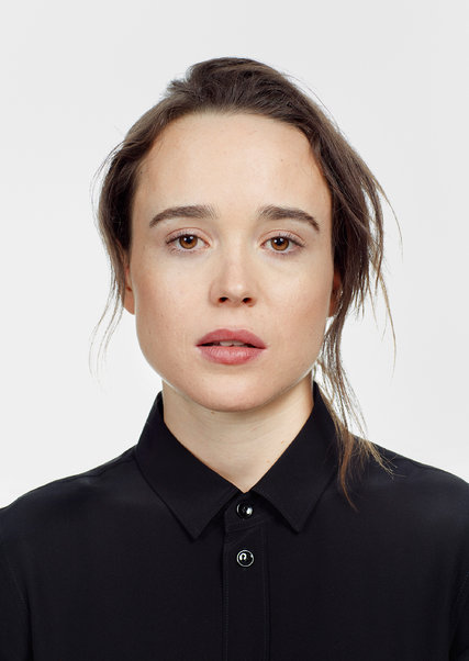 Ellen Page Goes Off Script The New York Times