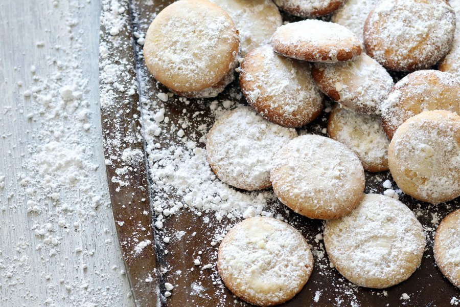 Mexican Wedding Cookies Recipe   NYT Cooking