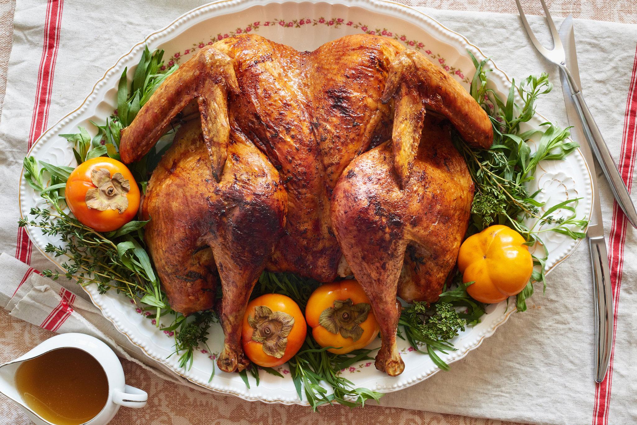 45 Minute Roast Turkey Recipe Nyt Cooking