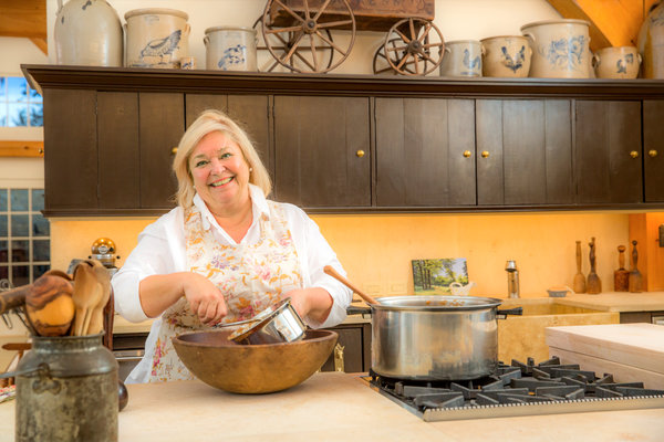 Nancy Fuller Farmhouse Rules Chef At Home The New