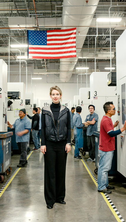 Theranos Founder Faces A Test Of Technology And