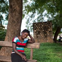 telling south sudan's tales in a language not its own