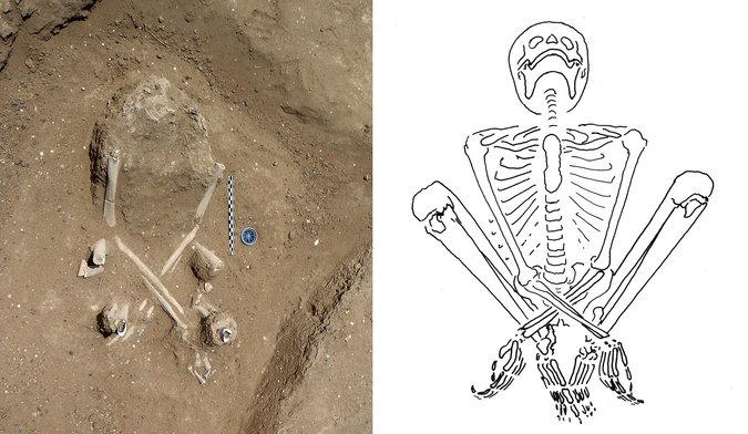 Prehistoric Massacre Hints At War Among Hunter Gatherers