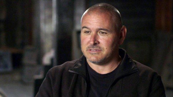 Tim Miller voor Neuromancer