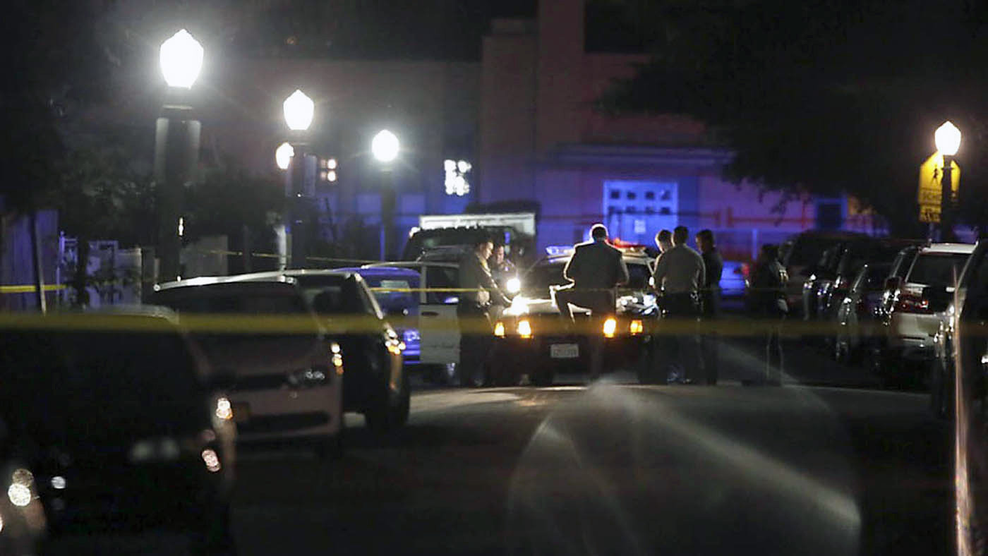 L.A County Sheriff reports two officers shot in ambush