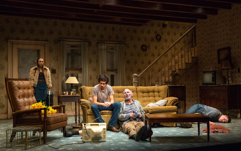 Review In Shepards Buried Child A Father And Family