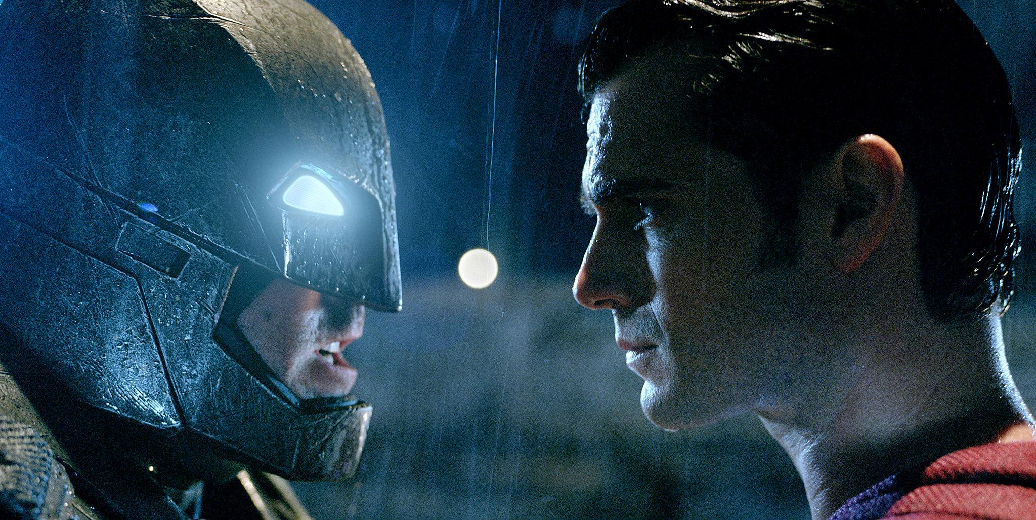 Review Batman V Superman V Fun The New York Times