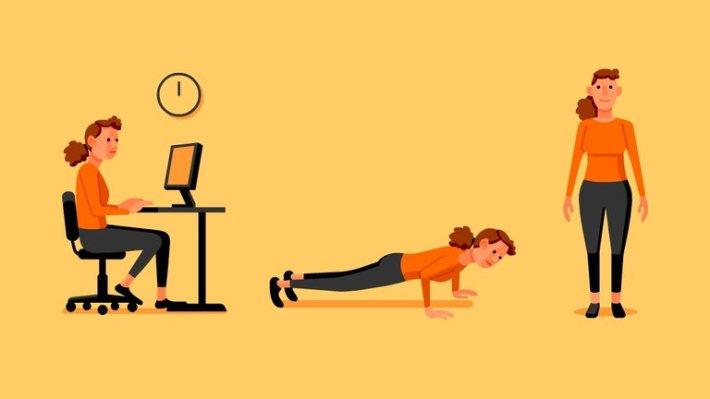 ¿Sin tiempo para el ejercicio? Ya no hay excusas con estas rutinas cortas