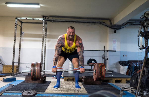 How To Train Like The Mountain From Game Of Thrones