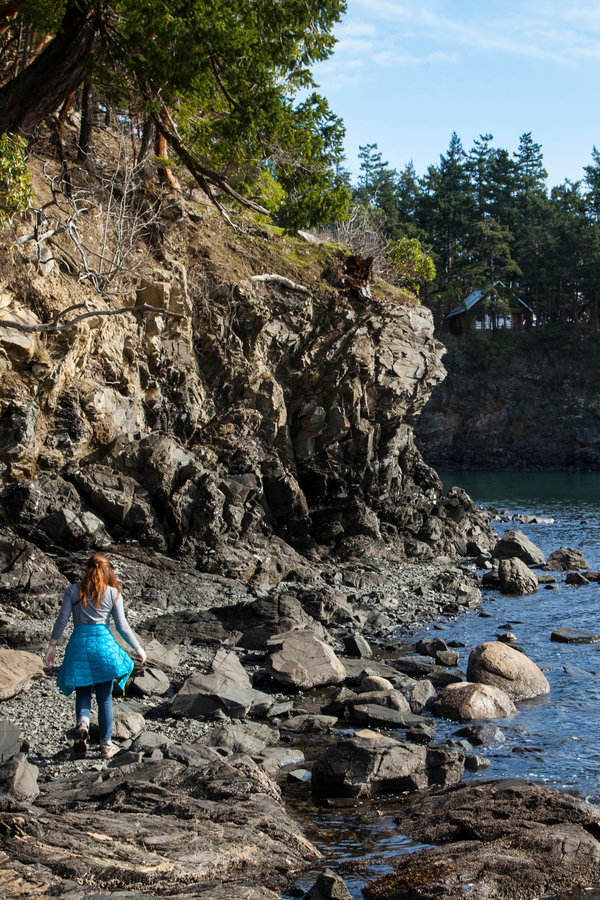 On Orcas Island In Washington Hiking And Hot Tubs The