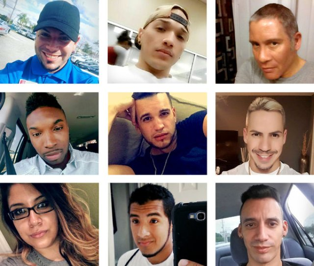 49 Lives Lost To Horror In Orlando Mostly Young Gay And Latino49 Lives Lost To Horror In Orlando Mostly Young Gay And Latino