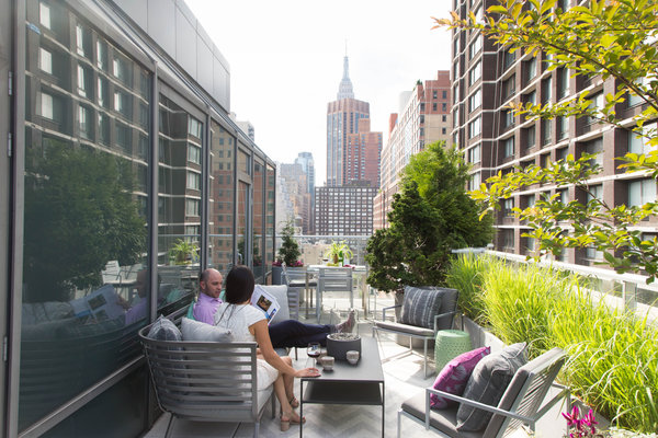 How To Furnish Your Terrace Or Backyard The New York Times