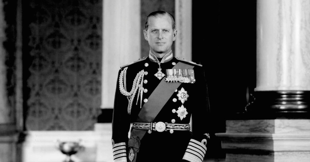 Prince Philip, Husband of Queen Elizabeth II, Is Dead at 99
