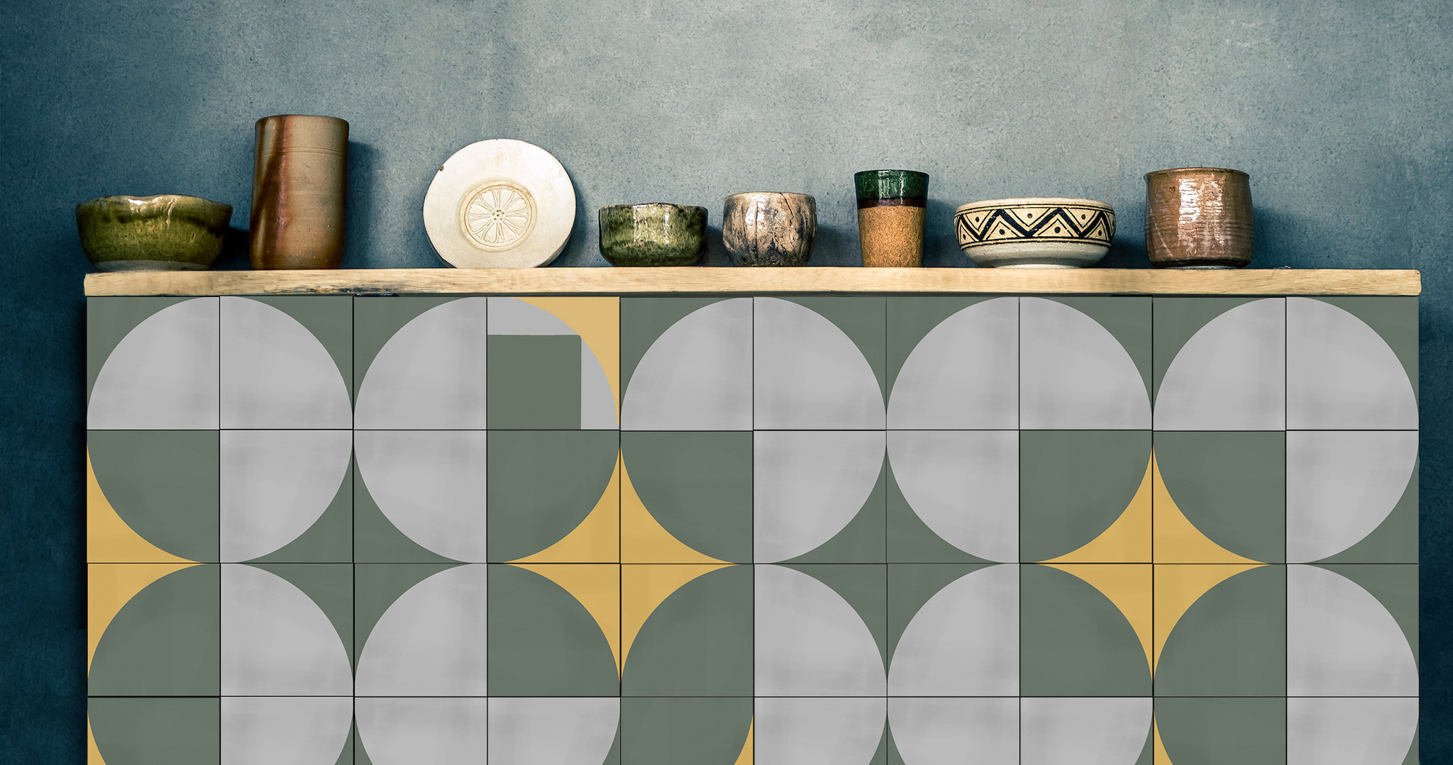 tile gains footing all over the new